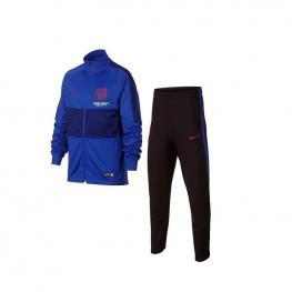 Chandal Nike Fcb Dry Trk Suit Ao6746 - Lyon Blue/lyon Blue/noble