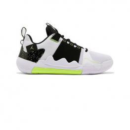 Zpatillas Nike Jordan Zoom Zero Gravity Ao9027 - White/volt-Black