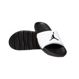 Chanclas Nike Jordan Break Slide Ar6374 - White/black-Black