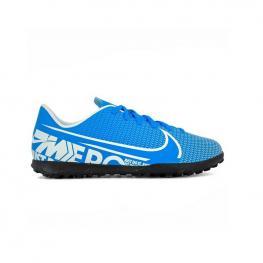 Botas Nike Jr Vapor 13 Club Tf At8177 - Blue Hero/white-Obsidian
