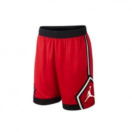 Short Nike Jumpman Av5019 - Gym Red/black/white