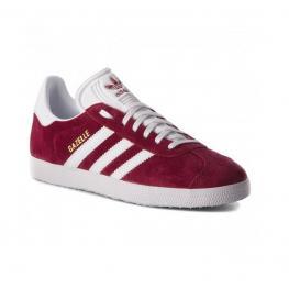 Zapatillas Adidas Gazelle B41645 - Cburgu/ftwwht/ftwwht