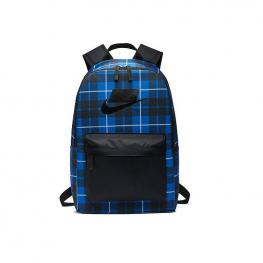 Mochila Nike Heritage 2.0 Aop Ba5880 - Black/game Royal/black