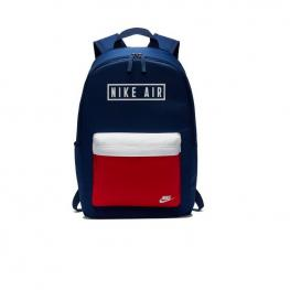 Mochila Nike Heritage 2.0 Air Gfx Ba6022 - Blue Void/university Red/