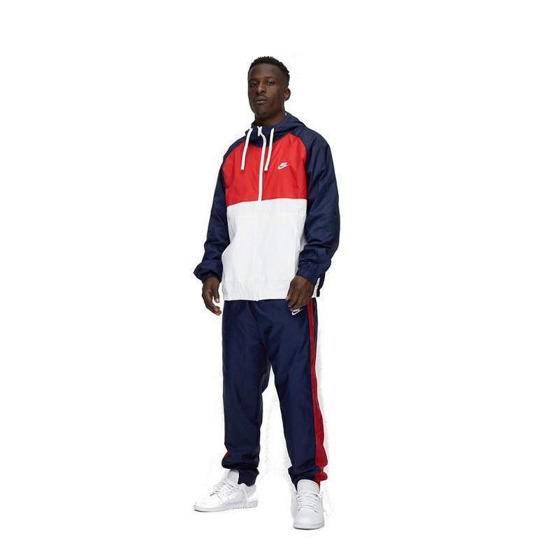 Chándal Nike Ce Trk Suit Woven Bv3025 - Midnight Navy/university