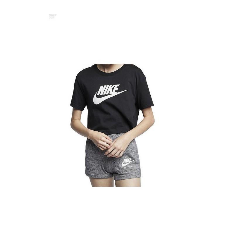 Camiseta Nike Essential Women'S Bv6175 - Black/white