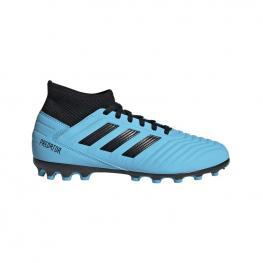 Botas Adidas Predator 19.3 Ag J G25799 - Brcyan/cblack/syello