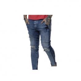 Pantalon Denim Vaquero Siksilk Ss-15291 - Varios