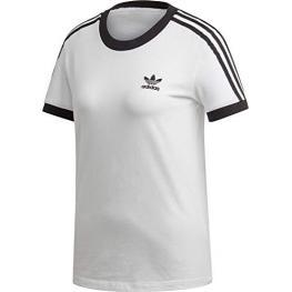 Camiseta Adidas 3 Str Tee Ed7483 - White