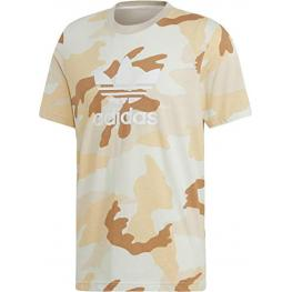 Camiseta Adidas Camo Tee Ed6953 - Multco/cbrown