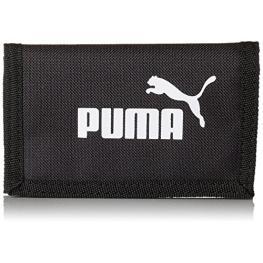 Billetero Puma Wallet Black 075617 - Puma Black