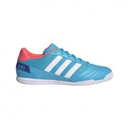 Botas Adidas Super Sala Fx6758 - Sigcya/ftwwht/sigpnk