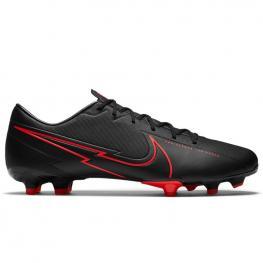Botas Nike Mercurial Vapor 13  Mg At5269 - Black/black-Dk Smoke Grey