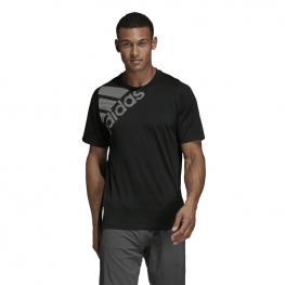 Camiseta Adidas Du0902 - Black