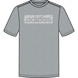 Camiseta Adidas Osr Tee Dz9551 - Mgreyh/greone