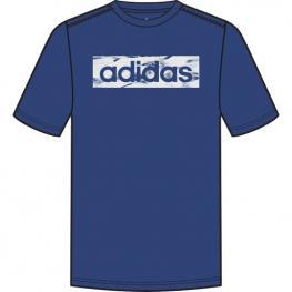 Camiseta Adidas Osr Tee Dz9552 - Croyal/cwhite