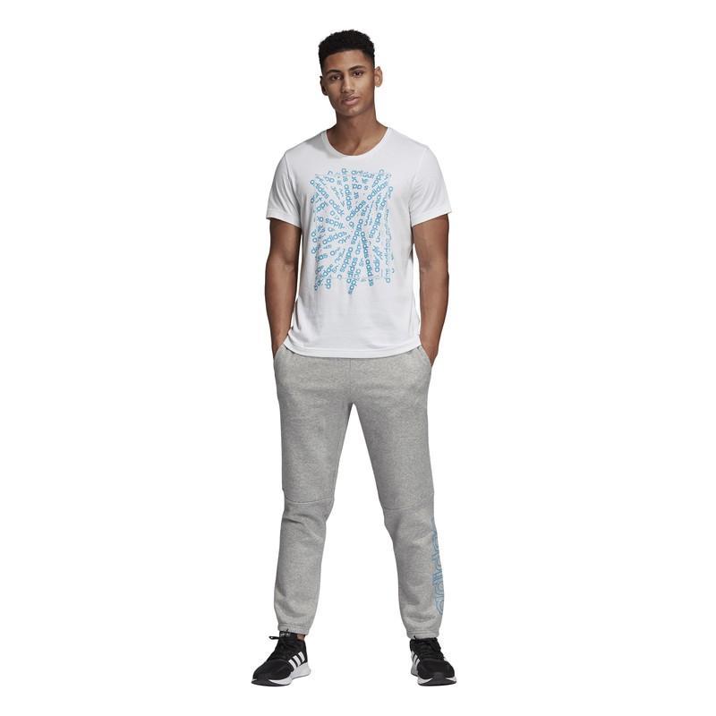 Camiseta Adidas Scatter Dv3043 - White
