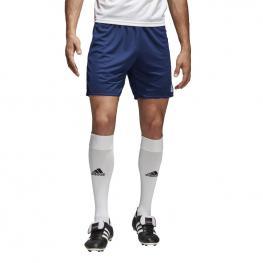 Pantalón Adidas Parma 16 Sho Aj5883 - Azuosc/blanco
