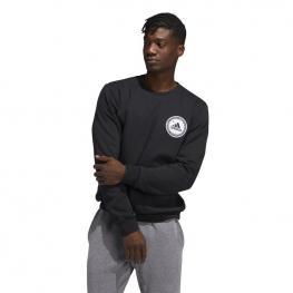 Sudadera Adidas Collegiate Crew Ge5523 - Black