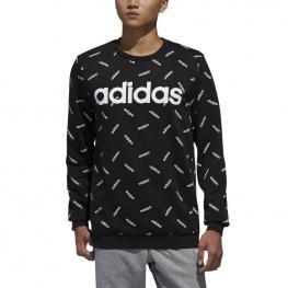 Sudadera Adidas Dw7863 - Black/white