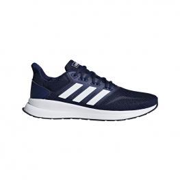 Zapatillas Adidas Falcon F36201 - Dkblue/ftwwht/cblack