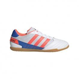 Zapatillas Adidas Super Sala Fv2560 - Ftwwht/sigcor/globlu