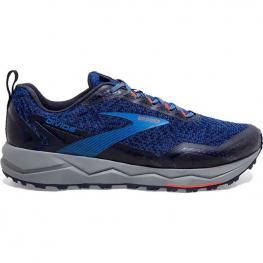 Zapatillas Brooks Divide 110333 - Blue/navy/cherry Tomato