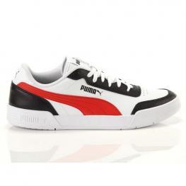 Zapatillas Caracal Puma White 369863 - Black-White-High R