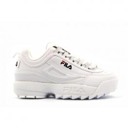 Zapatillas Fila Disruptor Kids 1010567 - White