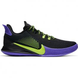 Zapatillas Nike Mamba Fury Basketball Ck2087 - Black/lemon Venom-Psychic