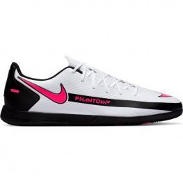 Zapatillas Nike Phantom Club Ic Ck8466 - White/pink Blast-Black