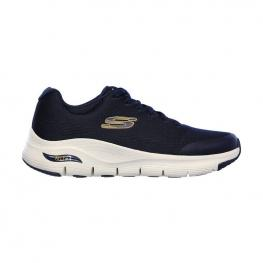 Zapatillas Skechers Arch Fit 232040 - Navy Textile/synthetic/tr
