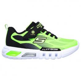 Zapatillas Skechers Flex Dezlom 400016L - Lime Synthetic/ Textile/