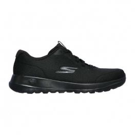 Zapatillas Skechers Go Walk Joy-Ecstatic 124094 - Black Textile/trim