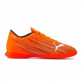 Zapatillas Ultra 4.1 It Jr Puma 106104 - Shocking Orange-Pu